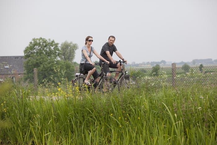Radfahren im Grünen Herzen