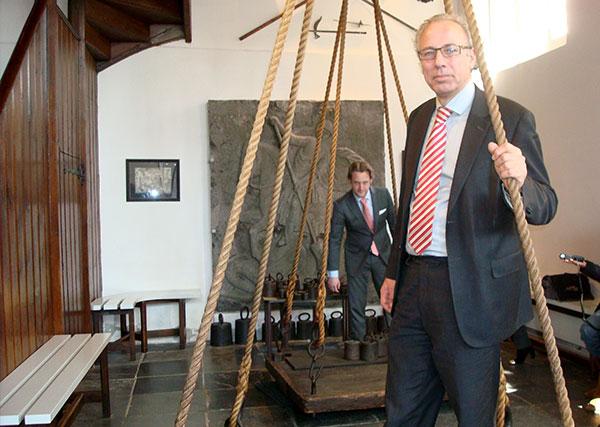 Die Hexenwaage – Museum De Heksenwaag