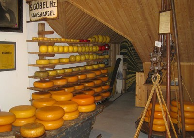Kaasmuseum (Cheese Museum)
